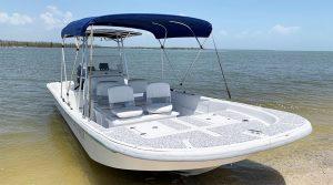Bimini Twist Charters Tour Boat
