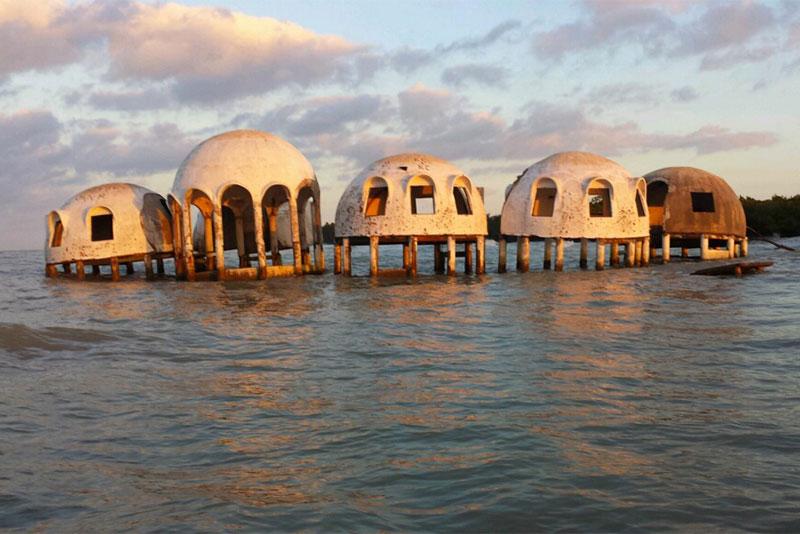 Marco Island Shelling & Cape Romano Dome House Tours